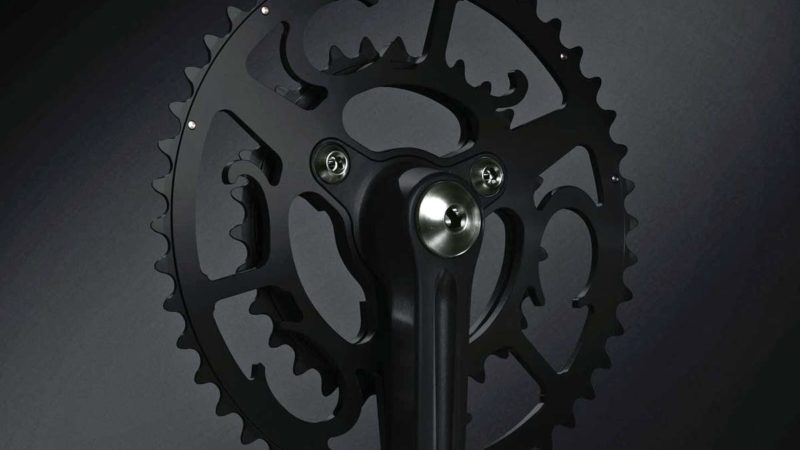 Chater-Lee Grand Tour cranks blander nu klassisk britisk stil med limited edition moderne sort