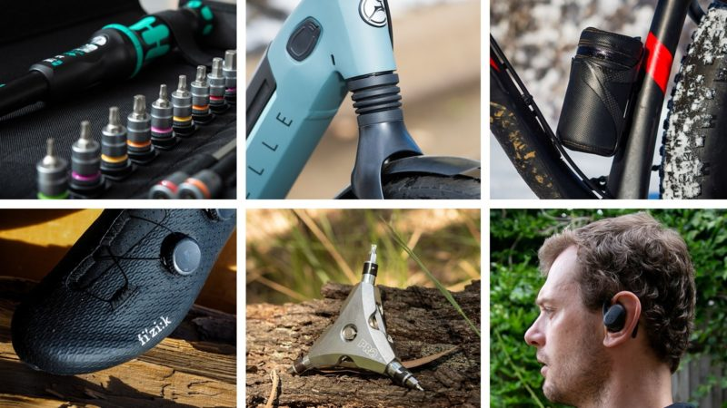 CT Tech Round-Up #12: New gear from Fizik, PRO, Wera, and more