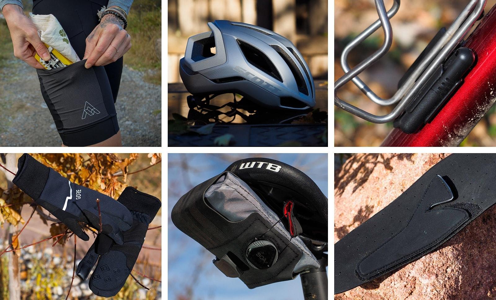 Tech Round-Up # 11: Neue Ausrüstung von Silca, Scott, 7mesh und mehr