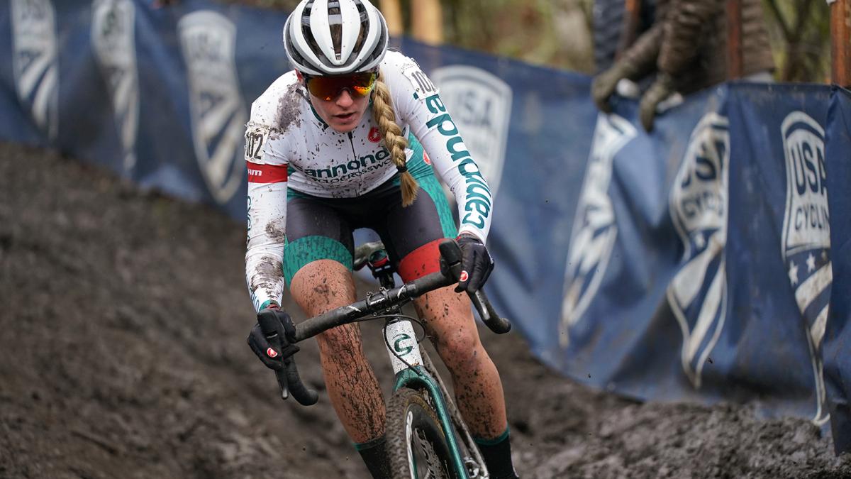 Katie Clouse lanza su carrera profesional en carretera europea con Rally Cycling – VeloNews.com