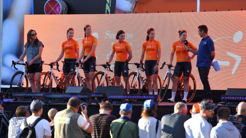 Rally Cycling versterkt vrouwenteam met Olivia Ray, Madeline Bemis en Holly Breck – VeloNews.com