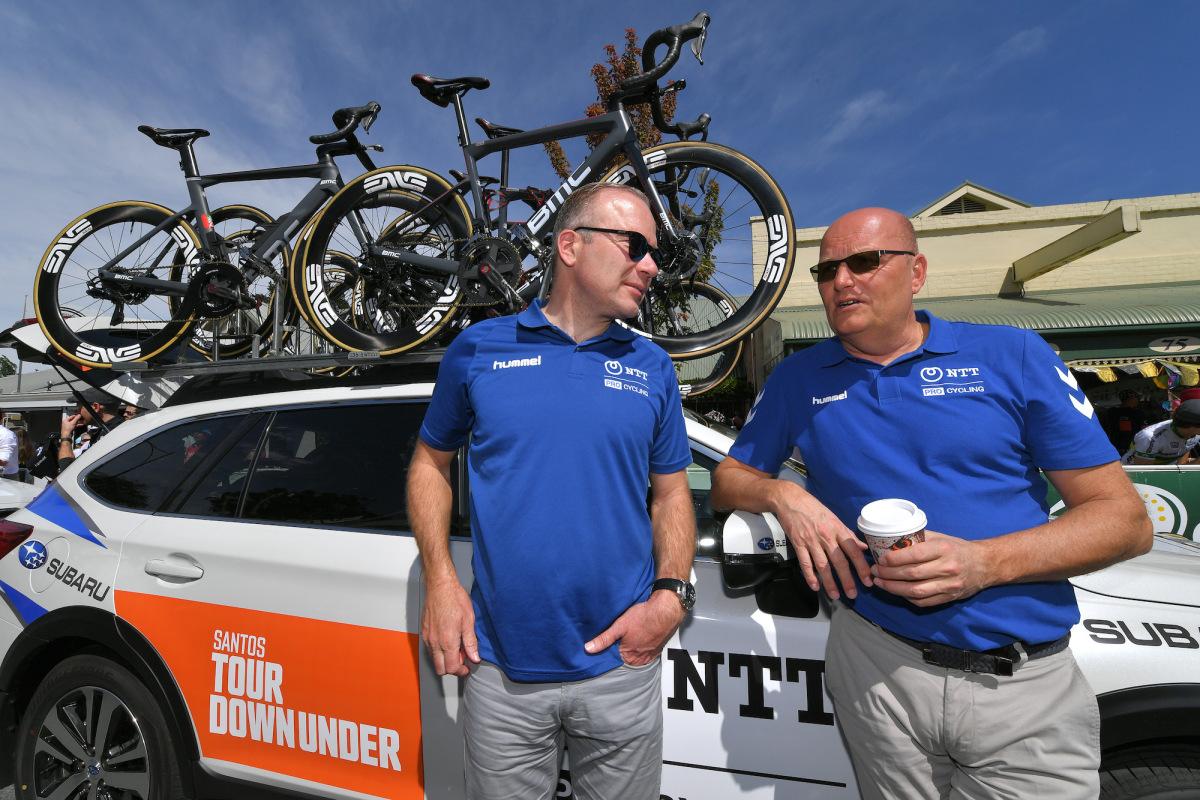Bjarne Riis sale de NTT mientras el equipo continúa su búsqueda de patrocinadores para 2021 – VeloNews.com