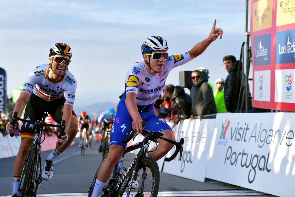 Remco Evenepoel wartet 2021 auf eine große Tournee, aber es wird nicht die Tour de France sein – VeloNews.com