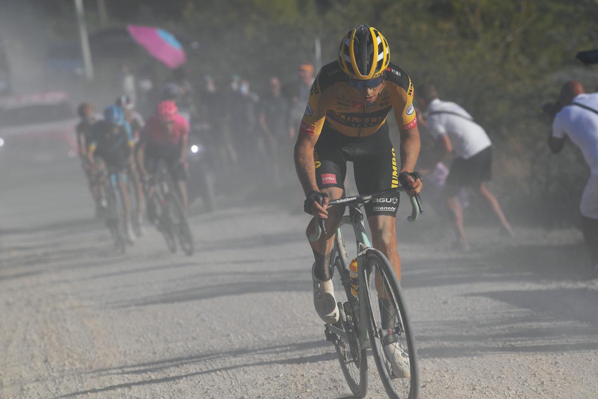 Wout van Aert: coureur d'une semaine?  – VeloNews.com