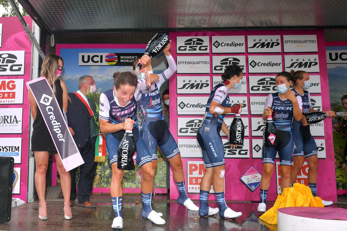 Teamwork får drømmen til at virke, da Trek-Segafredo-kvindernes hold fejer UCI-rangliste – VeloNews.com