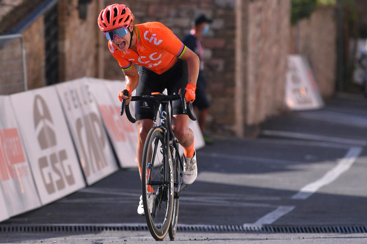 Todos ganan con Marianne Vos al frente del nuevo equipo femenino Jumbo-Visma – VeloNews.com