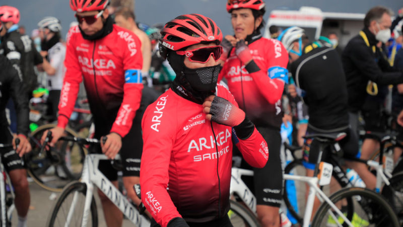 Arkéa-Samsic manager breaks silence on French inquiry around Nairo Quintana and team – VeloNews.com