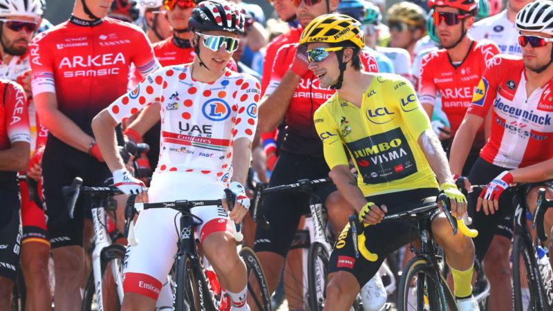 Primož Roglič gegen Tadej Pogačar beim Giro d'Italia 2021?  Nicht wahrscheinlich – VeloNews.com