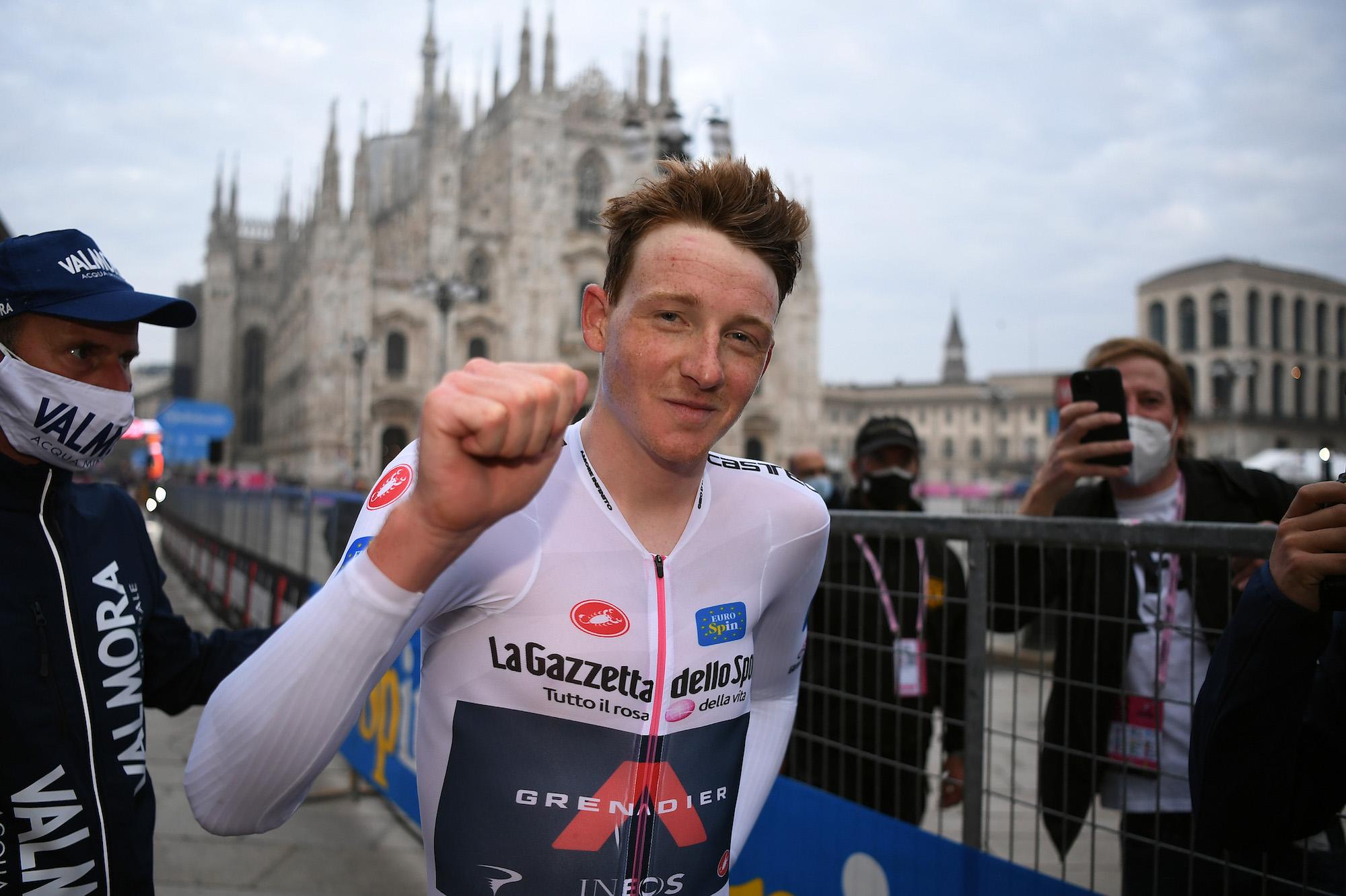 Tao Geoghegan Hart will ride Tour de France over Giro d'Italia this season