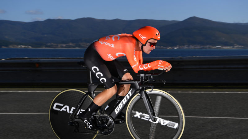 Will Barta roulera pour EF Pro Cycling en 2021 – VeloNews.com