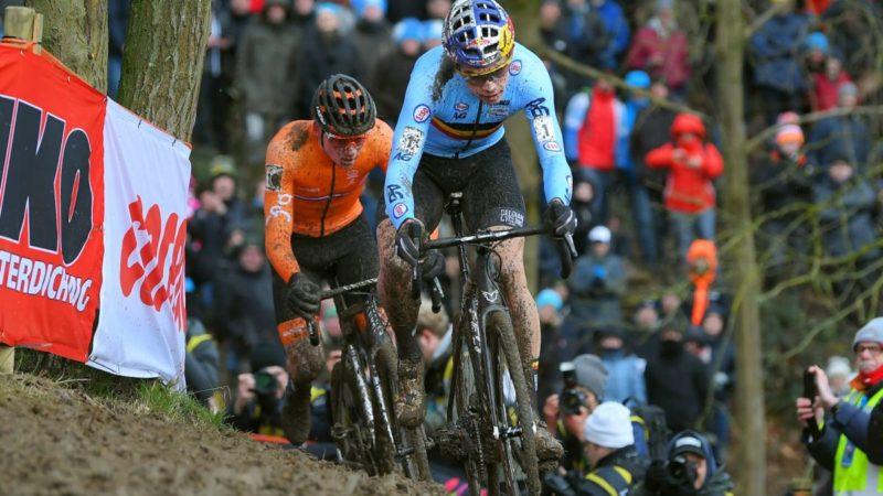 Wout van Aert bereitete sich auf die Wiederaufnahme der langen Cyclocross-Rivalität mit Mathieu van der Poel – VeloNews.com vor