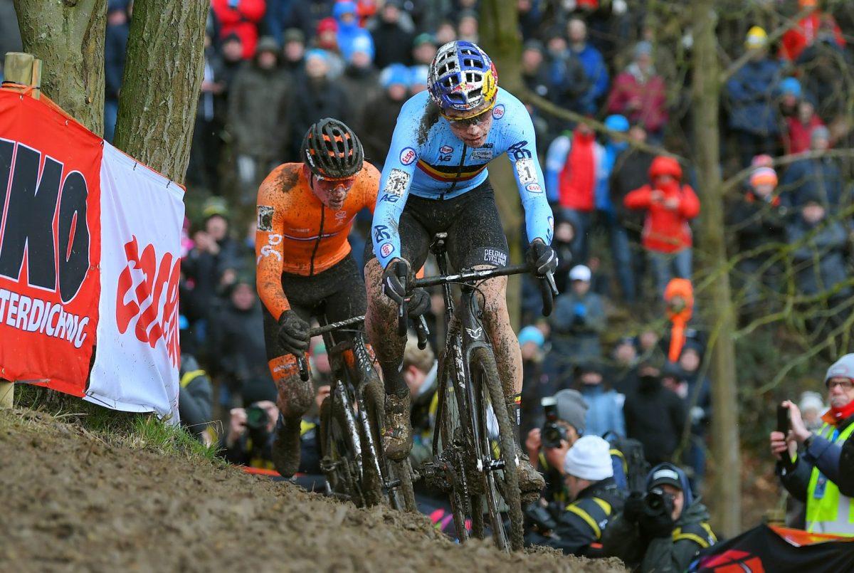 Wout van Aert støttet for genoptagelse af lang cyclocross-rivalisering med Mathieu van der Poel – VeloNews.com
