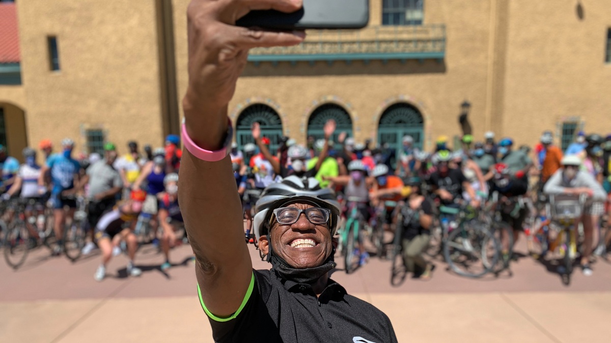 SBT GRVL samarbejder med Ride for Racial Justice til 25 BIPOC-poster – VeloNews.com