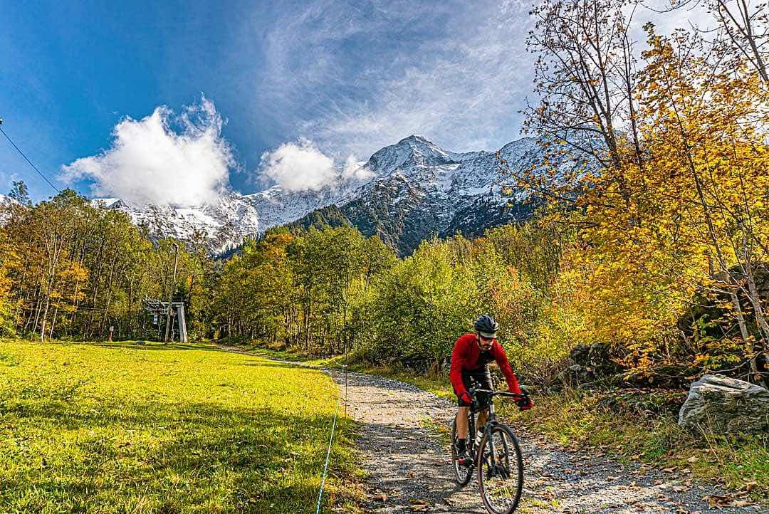 Bikerumor-foto van de dag: Chamonix-Mont-Blanc