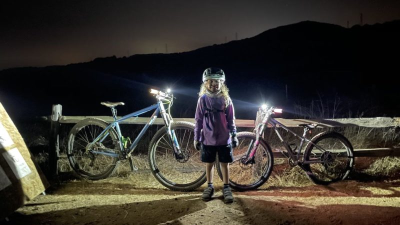 Bikerumor Pic of the Day: Night Ride With Grom