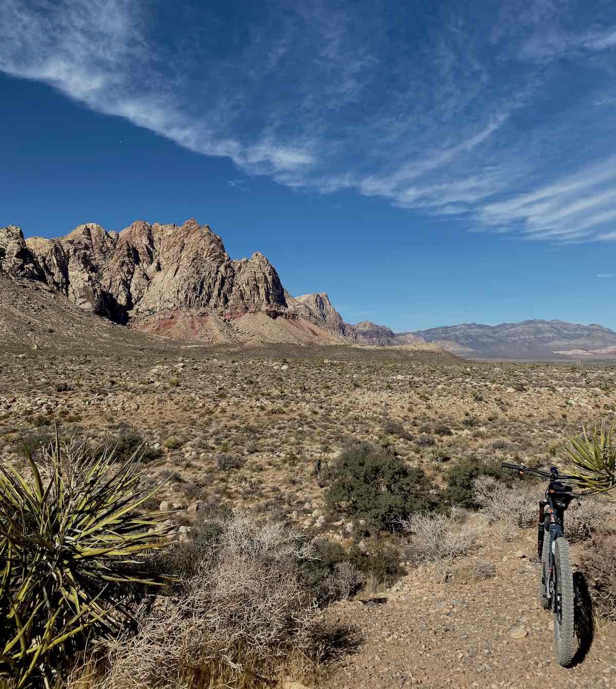 Bikerumor Foto del giorno: Blue Diamond Loop, Nevada