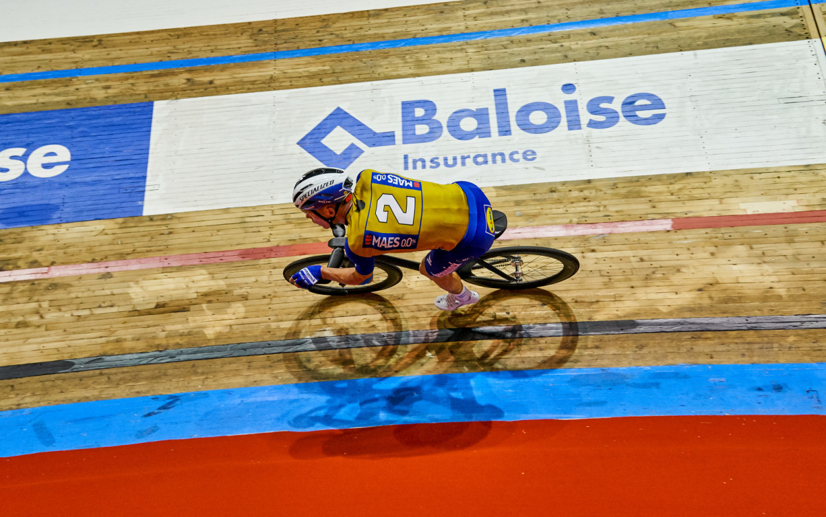 L'evento in pista Six Days of Ghent diventa virtuale – VeloNews.com