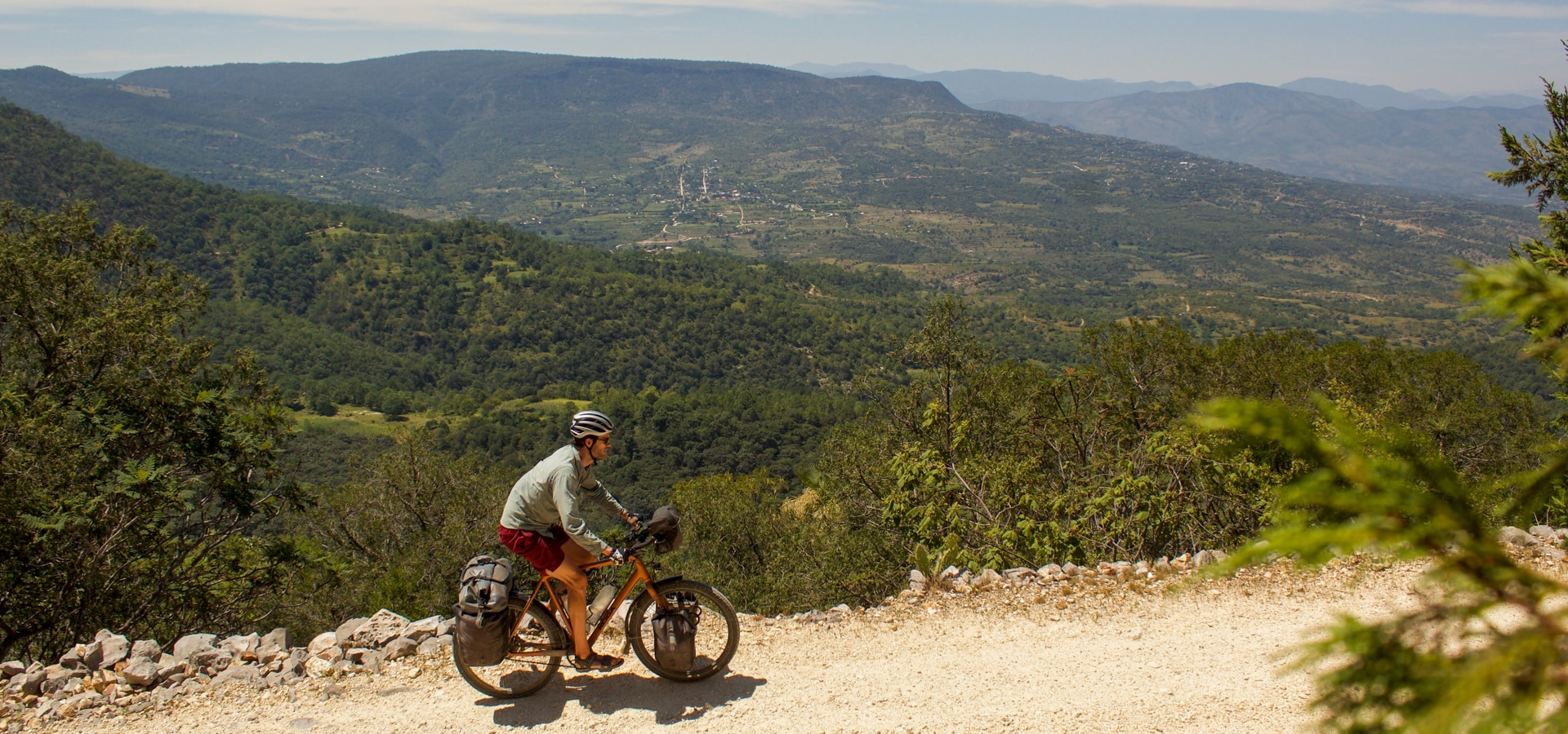 How to bikepack across dangerous countries