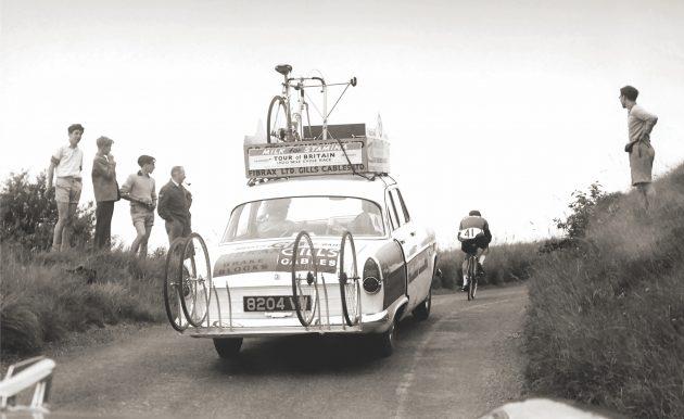 130 års cykling – historierne bag vores arkivfotografering