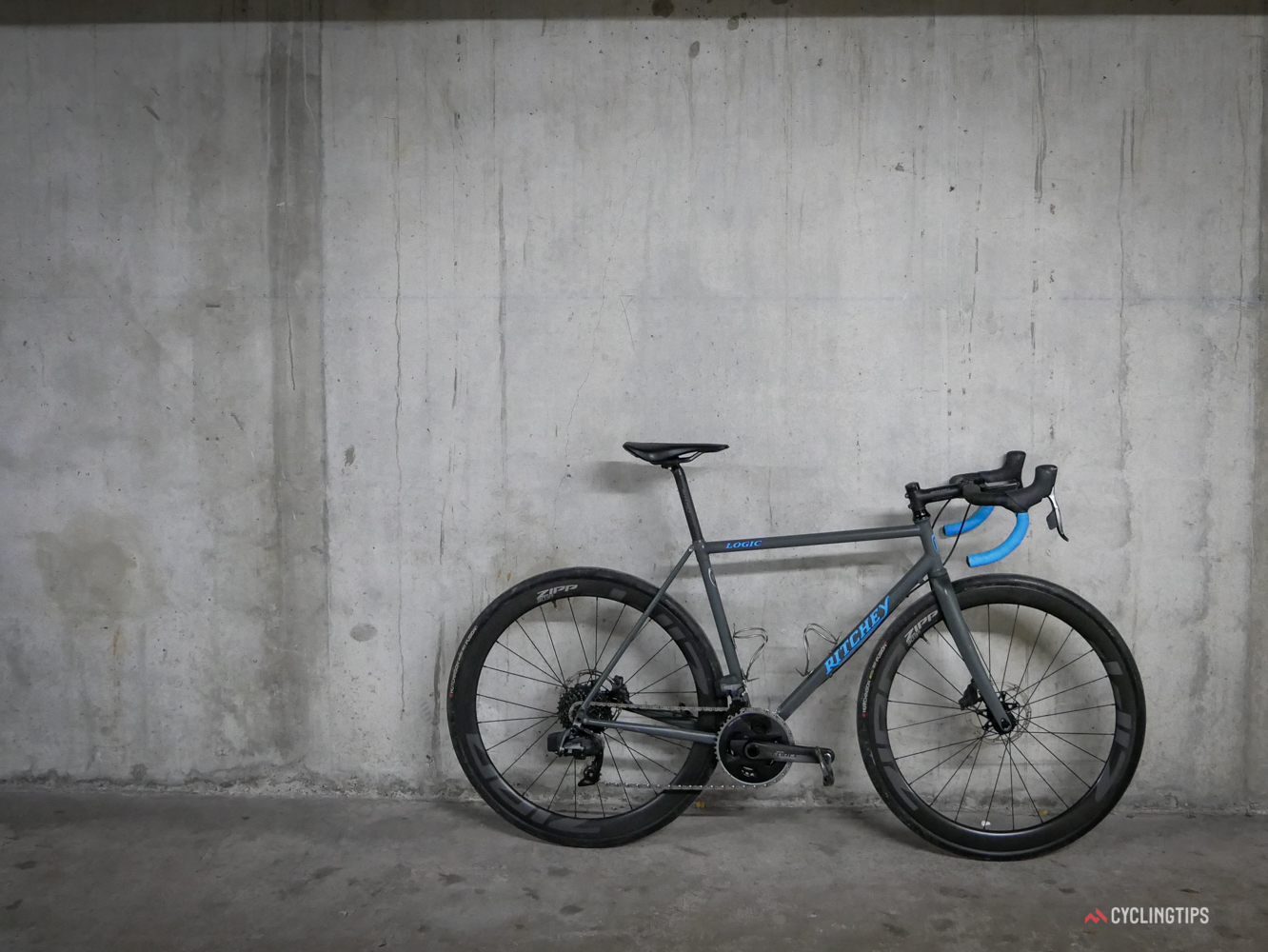 An unconventional Ritchey Road Logic Disc review: Shoddy's 2020 vaccine