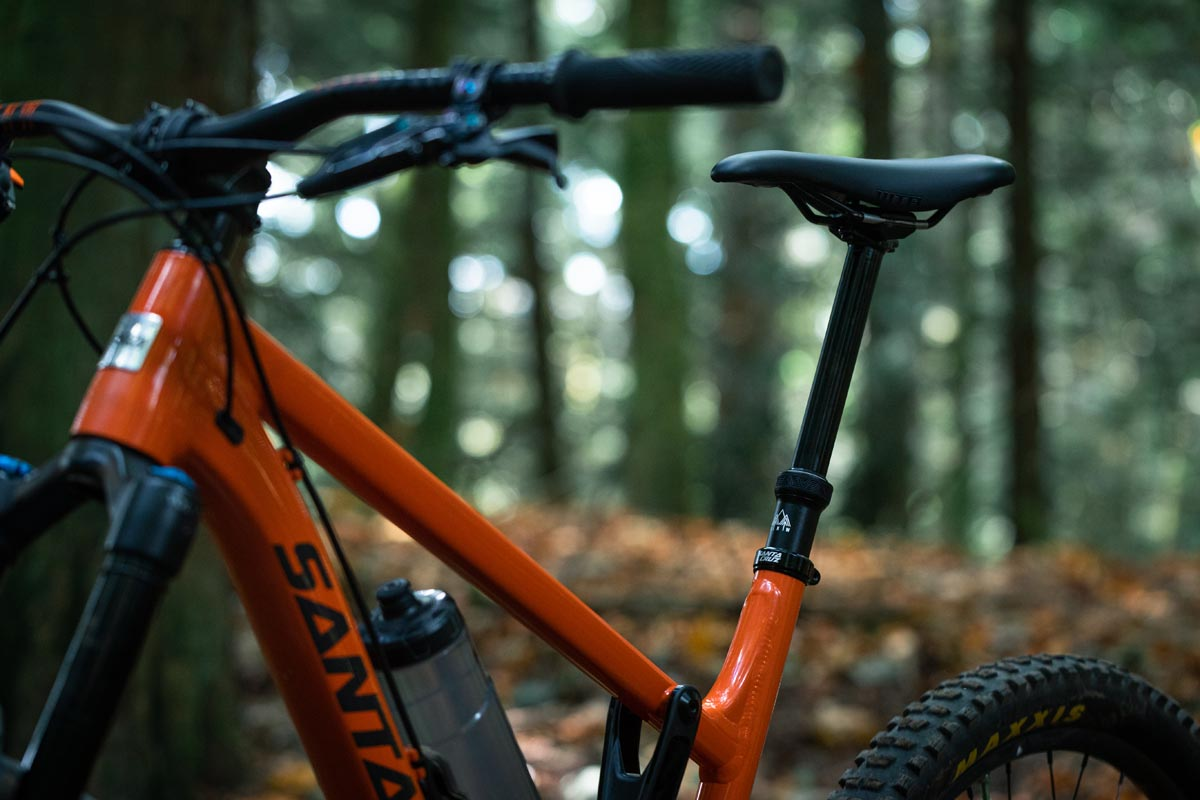 New PNW Loam Dropper Post rises above with lighter weight, lower price, better fit & more!