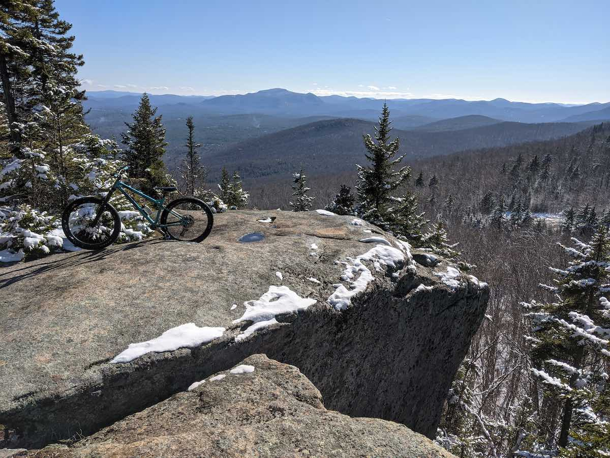 Bikerumor Pic Of The Day: Adirondack Park, New York