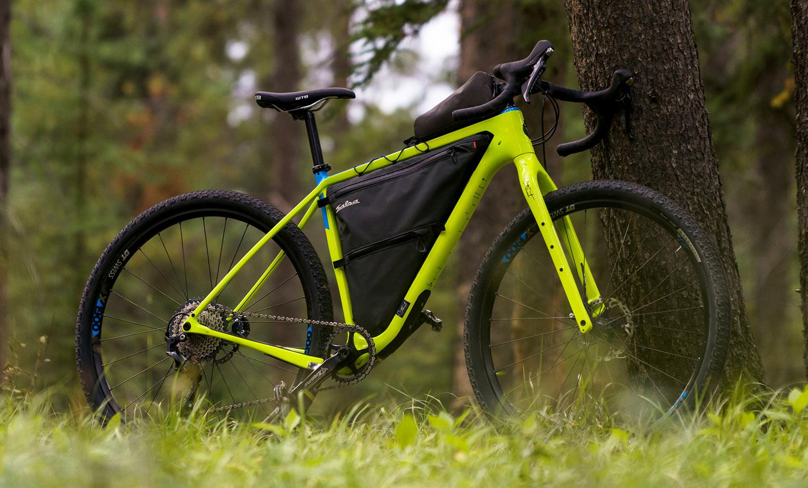 Salsa Cycles anuncia el retiro del mercado de la horquilla de bicicleta de aventura Cutthroat