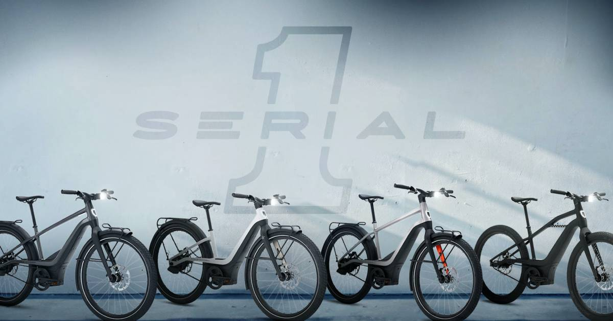 Harley-Davidson Unveils E-Bike Models: The First Serial 1s Are Available Now