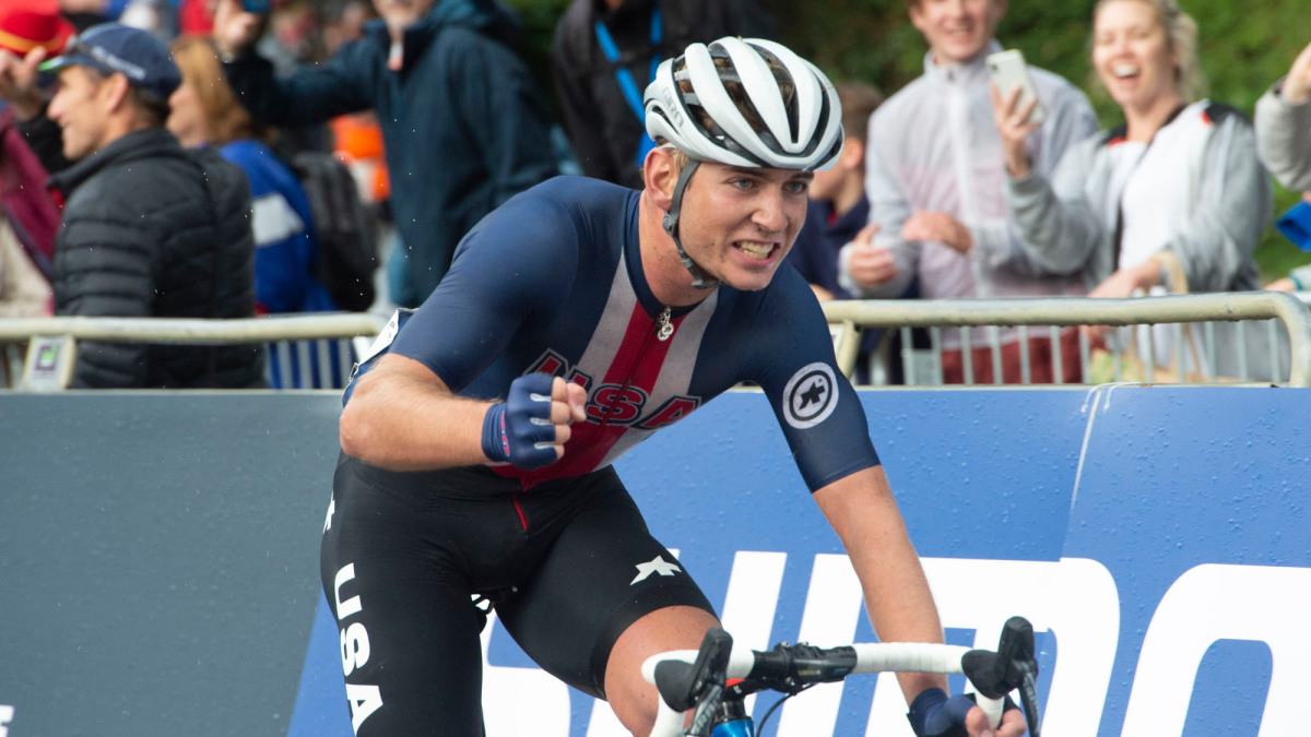 Magnus Sheffield knackt den Weltrekord bei der Verfolgung von Junioren – VeloNews.com