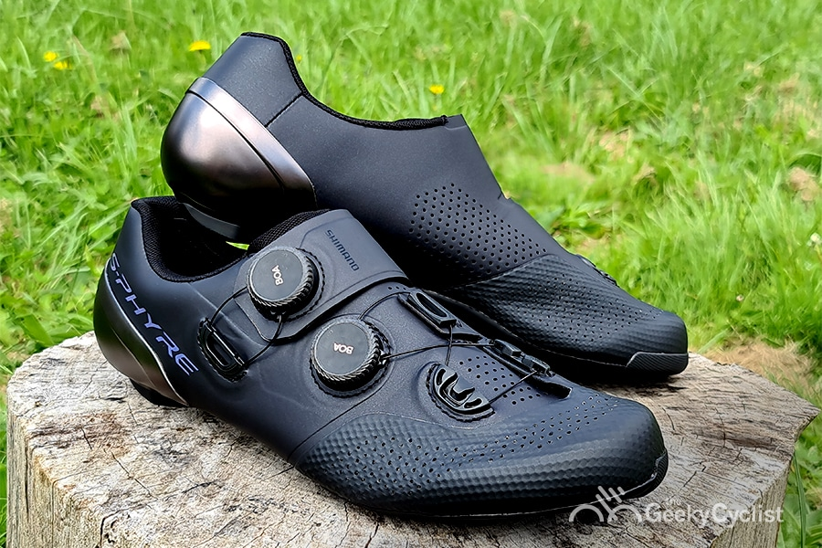 Shimano S-Phyre RC902 Shoes Review