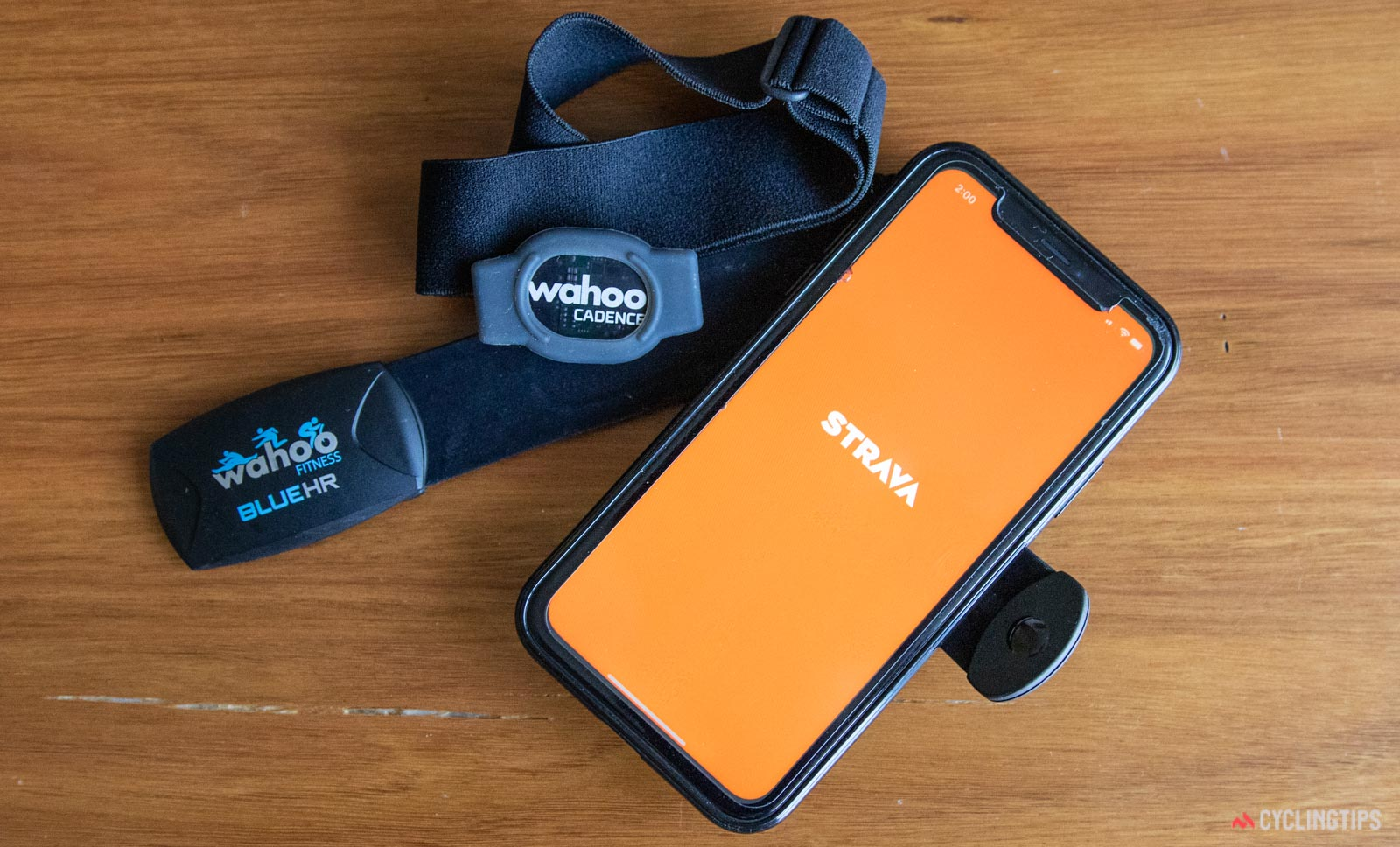 Strava devuelve la conectividad de frecuencia cardíaca Bluetooth a su aplicación