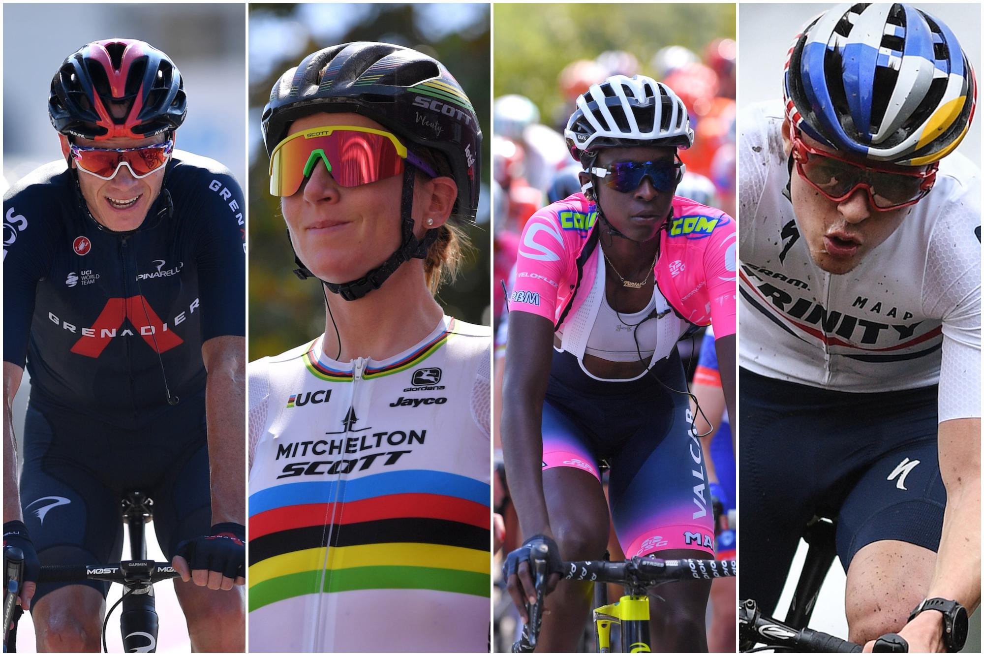 Siete de los traspasos ciclistas profesionales más emocionantes de 2021