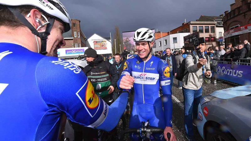 Nederlandse sprinter Fabio Jakobsen voor het eerst sinds crash terug op de fiets – VeloNews.com