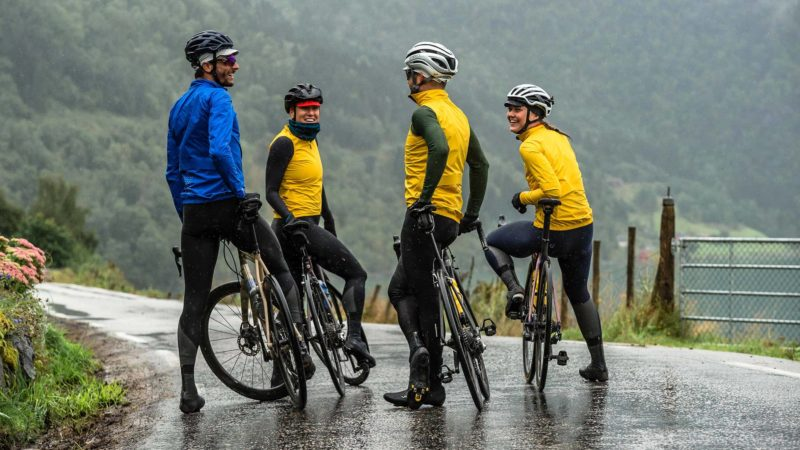 Velocio drops a toasty fall & winter road cycling collection