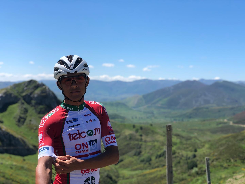 Zum ersten Mal ist ein Puertorikaner auf dem Weg zur WorldTour