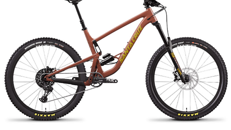 Recall: Santa Cruz, Juliana Warn Mountain Bike Frames Can Buckle