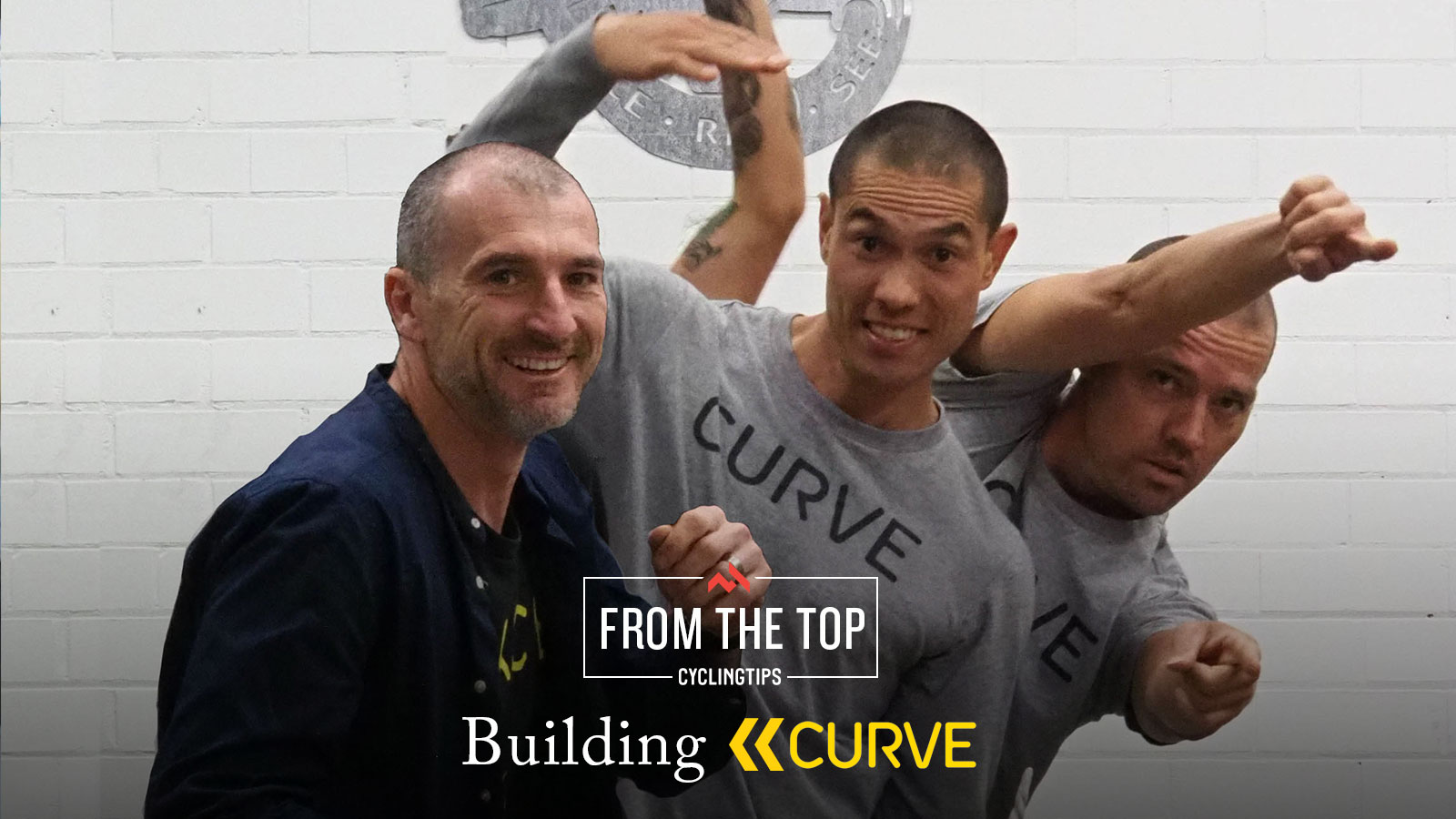 From the Top: How Curve Cycling was built