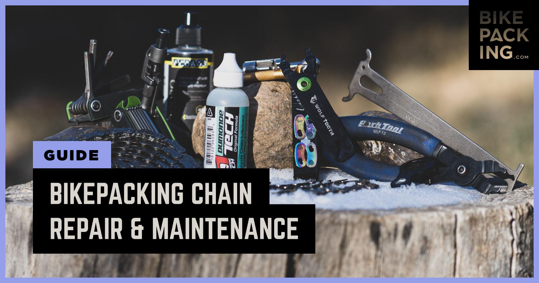 Guide to Bike Chain Repair and Maintenance