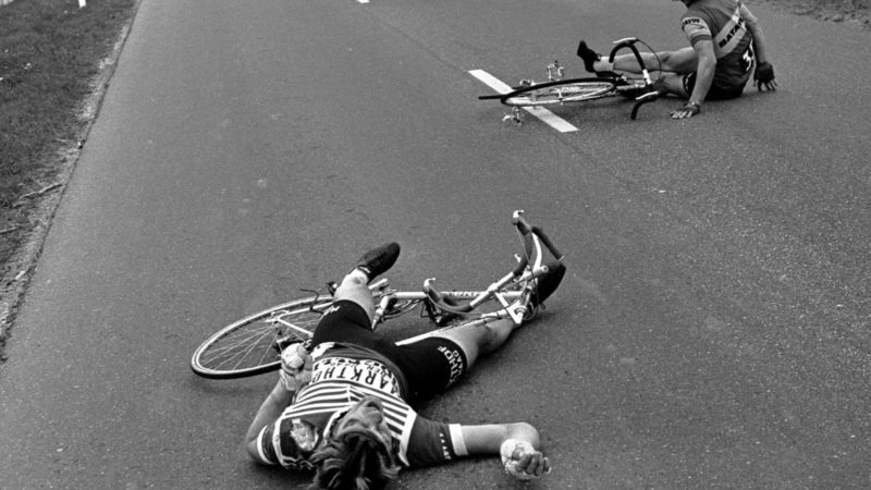 Stop broadcasting crash replays before we know the fate of the rider