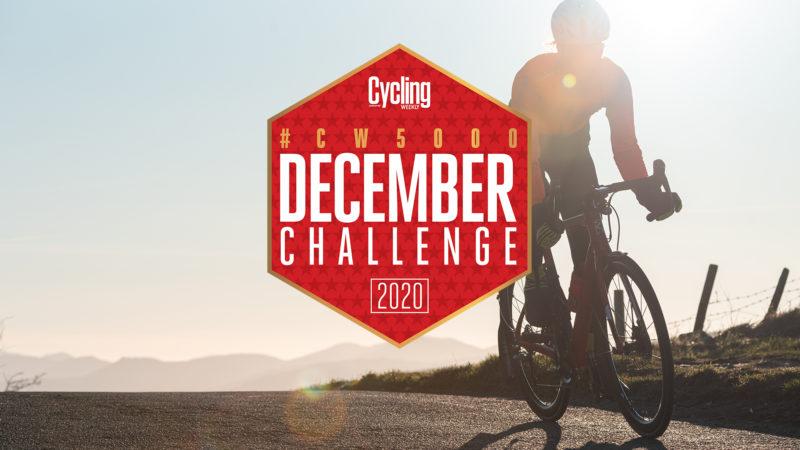 CW5000 Sfide di dicembre – Ciclismo settimanale
