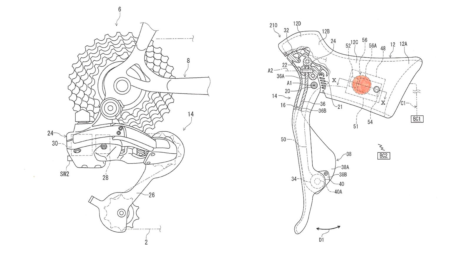 Patenten suggereren dat de volgende generatie Shimano Dura-Ace Di2 draadloos zal gaan