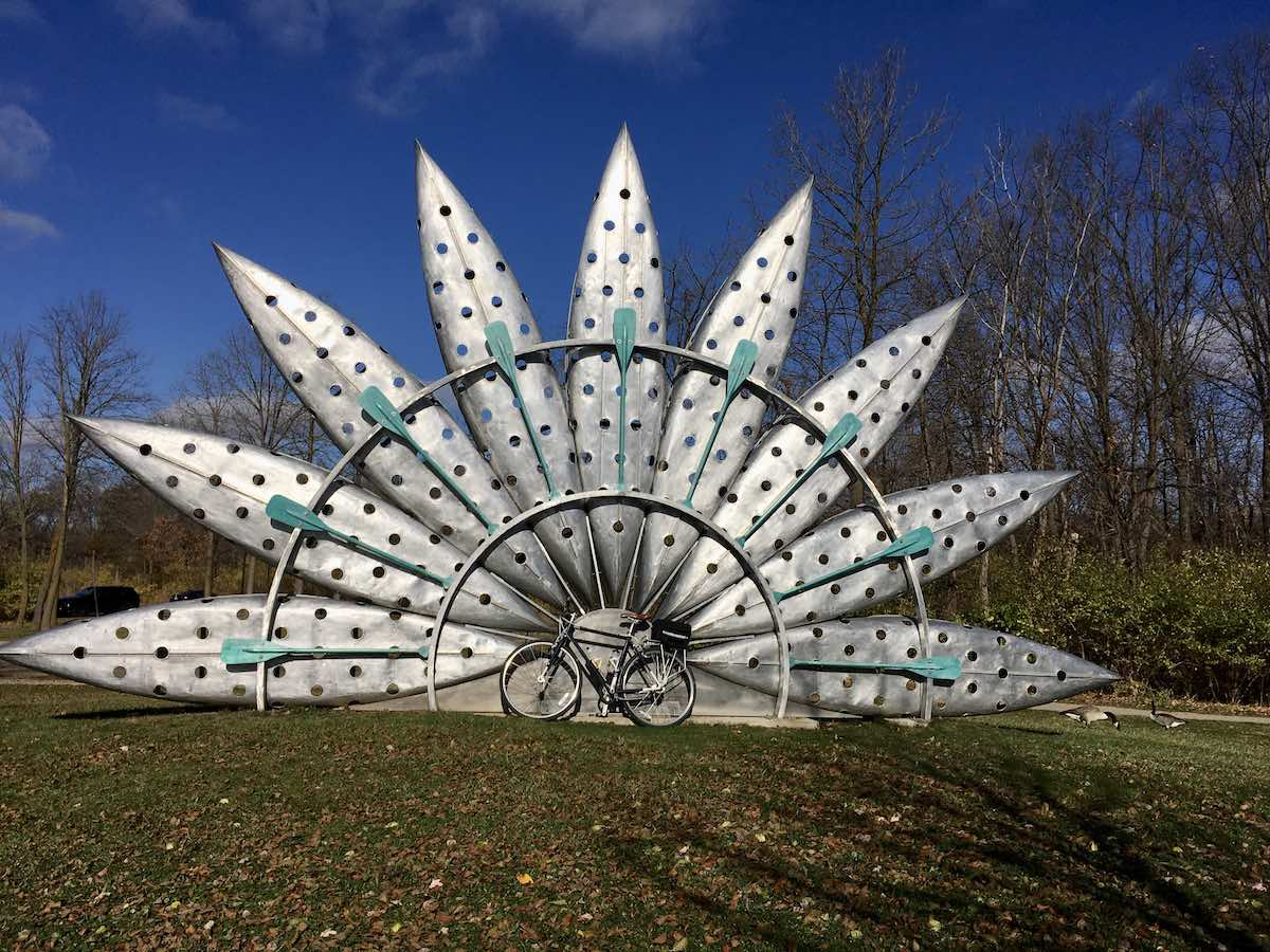 Bikerumor-foto van de dag: Ann Arbor, Michigan