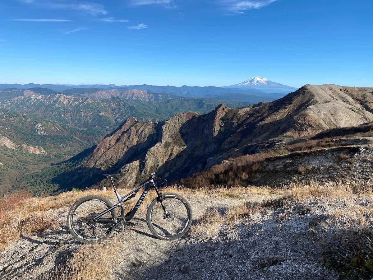 Bikerumor-Bild des Tages: Mount Saint Helens, Bundesstaat Washington
