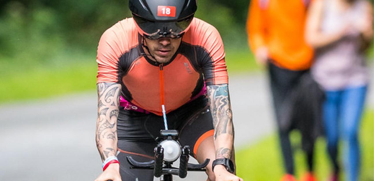 Joe Byrnes rejse fra Triathlon i fuld afstand til succes med road racing