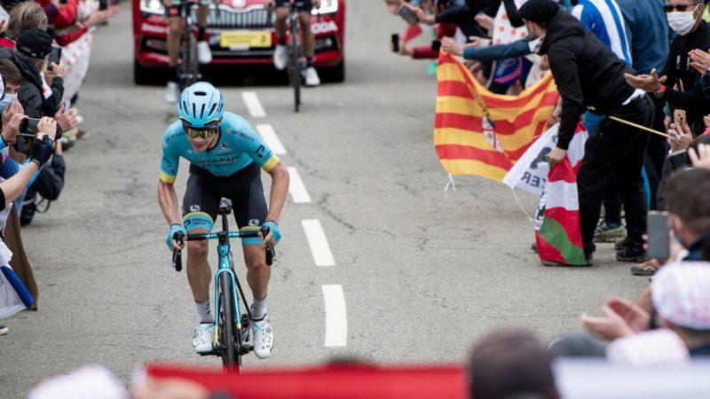Miguel Ángel López wird 2021 zu Movistar wechseln