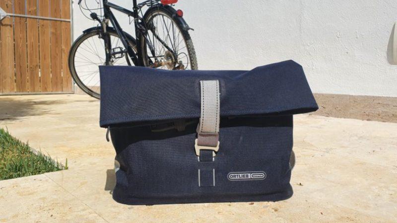 Ortlieb Twin-City Urban Waterproof Pannier Shoulder Bag