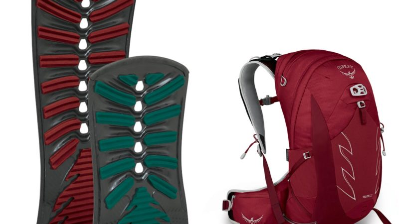 All-new Talon 22 & Tempest 20 Osprey packs go for green, AirScape back panel updated