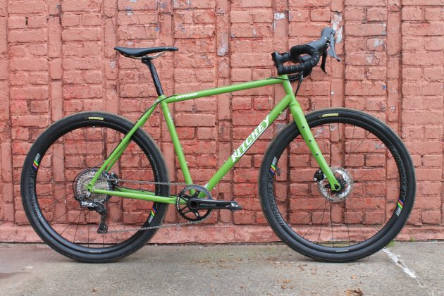 Ritchey Outback gravel frameset review