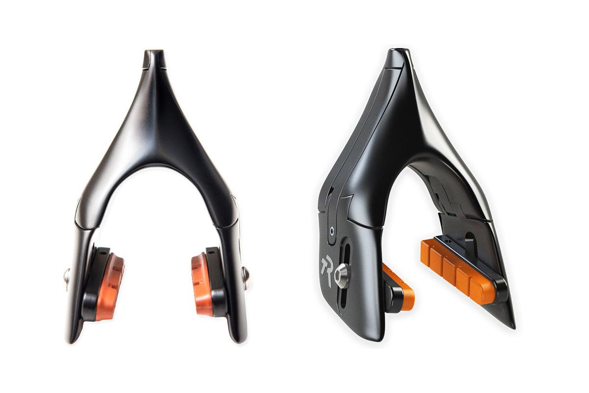 TriRig Omega One direct-mount remmen zijn sneller dan helemaal geen rem
