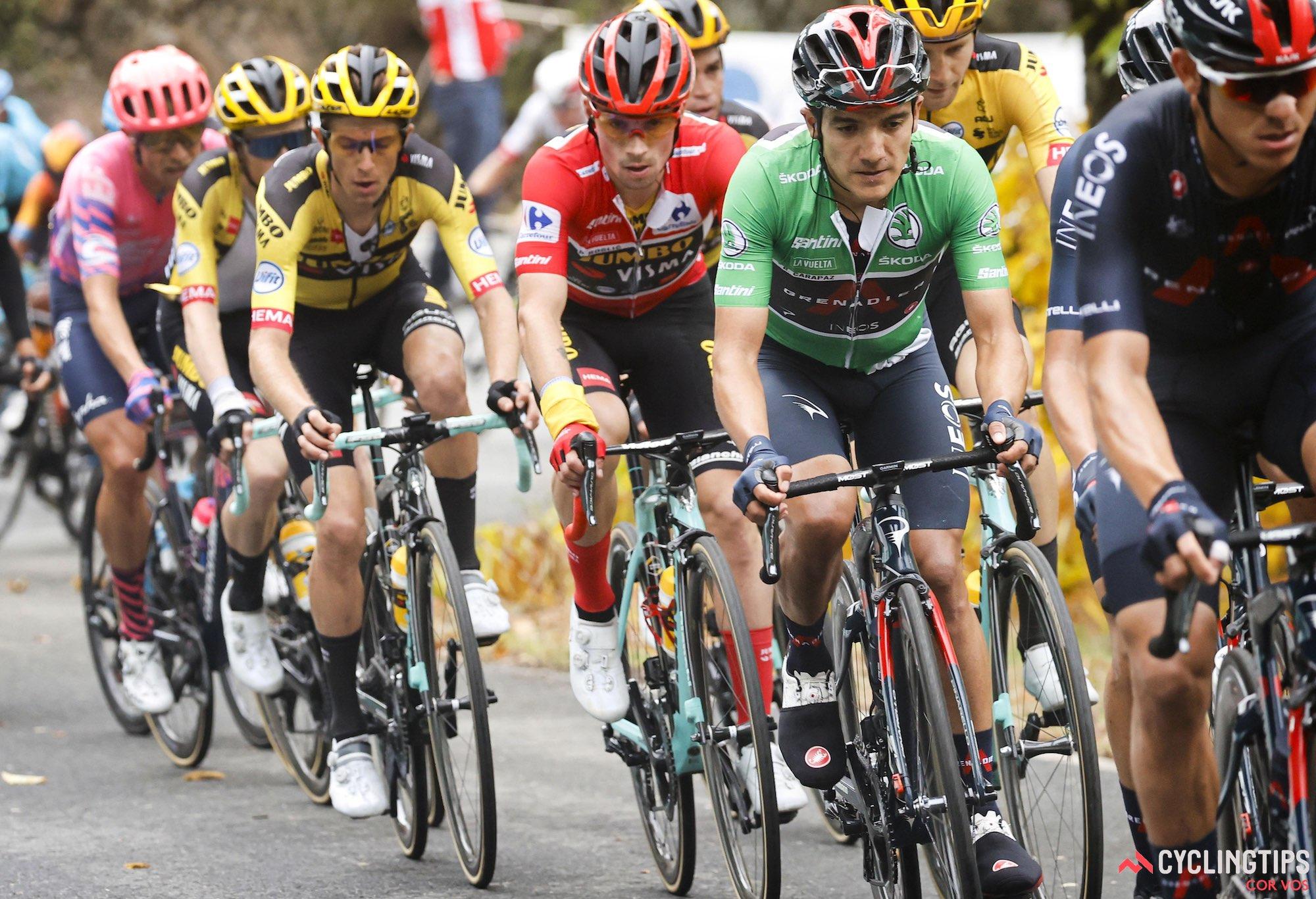 Este fin de semana será un final apropiado para tres emocionantes Grand Tours